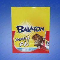 Balaton et karton